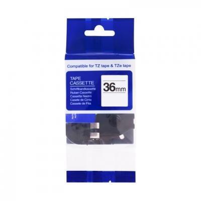 Páska PrintLine kompatibilní s Brother TZE-C61