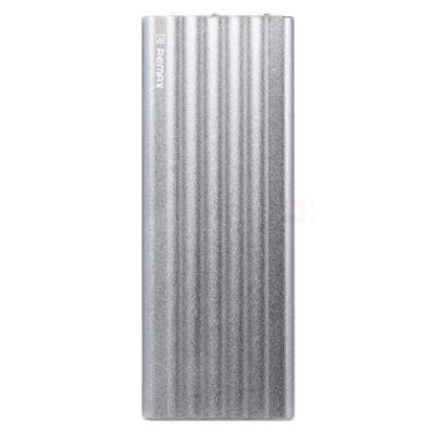 PowerBank REMAX Vanguard RP-V20 stříbrná