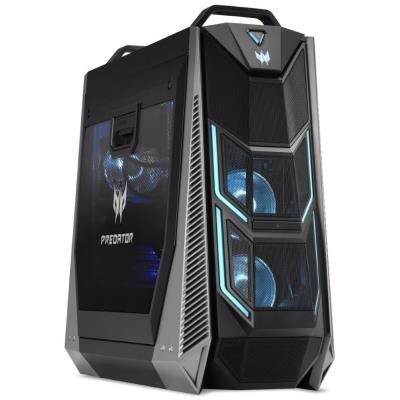 Acer Predator Orion 9000/ i7-9800X/ 32GB DDR4/ 512GB SSD + 3TB (7200)/ RTX2080Ti 11GB/ DVD-RW/ W10H/ černý