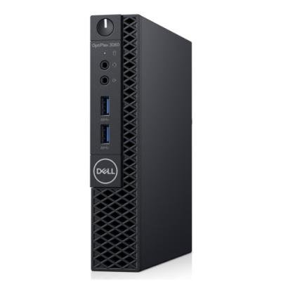 DELL OptiPlex 3060 Micro MFF/ i3-8100T/ 4GB/ 500GB/ Wifi/ W10Pro/ Micro MFF PC/ 3YNBD on-site