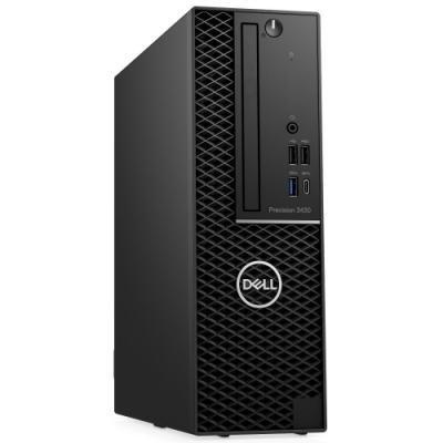 DELL Precision T3430 SFF/ Xeon E-2146G/ 16GB/ 256GB SSD/ Quadro P1000 4GB/ W10Pro/ 3Y NBD on-site