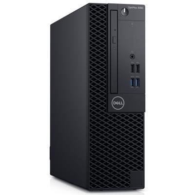 DELL OptiPlex 3060 SFF/ i5-8500/ 8GB/ 256GB SSD/ DVDRW/ W10Pro/ 3YNBD on-site