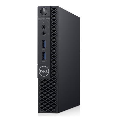 DELL OptiPlex 3060 Micro MFF/ i5-8500T/ 8GB/ 256GB SSD/ Wifi/ W10Pro/ Micro MFF PC/ 3YNBD on-site