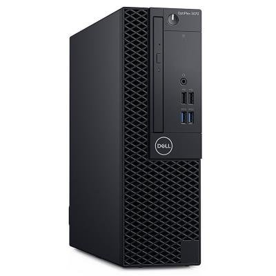 DELL OptiPlex 3070 SFF/ i3-9100/ 8GB/ 256GB SSD/ DVDRW/ W10Pro/ 3Y Basic on-site
