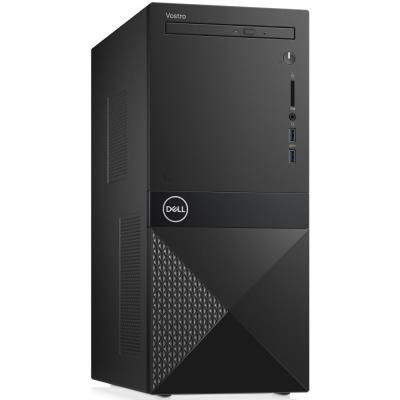 DELL Vostro 3670/ i5-9400/ 8GB/ 256GB SSD/ DVDRW/ Wifi/ W10Pro/ 3Y Basic on-site
