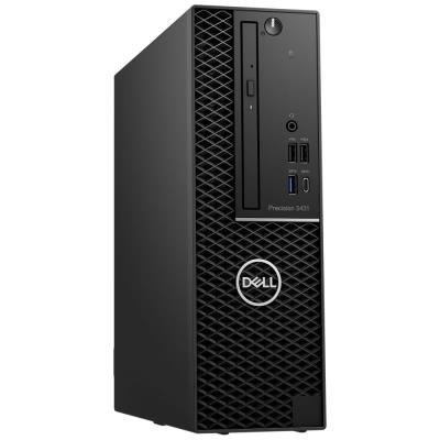 DELL Precision T3431 SFF/ i7-9700/ 16GB/ 256GB SSD/  Quadro P620 2GB/ W10Pro/ vPro/ 3Y PS on-site