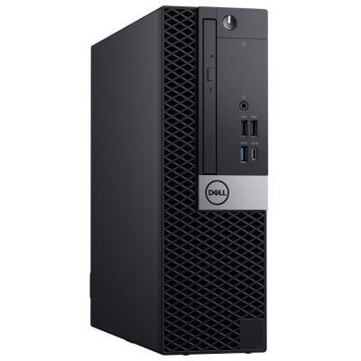 DELL OptiPlex 5070 SFF/ i7-9700/ 8GB/ 512GB SSD/ DVDRW/ W10Pro/ 3Y PS on-site