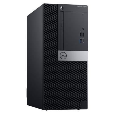 DELL OptiPlex 7070 MT/ i7-9700/ 16GB/ 512GB SSD/ DVDRW/ vPro/ W10Pro/ 3Y PS on-site