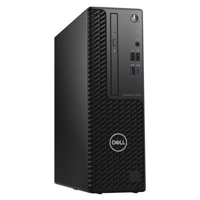 DELL Precision T3440 SFF/ i7-10700/ 16GB/ 512GB SSD/ Quadro P1000 4GB/ W10Pro/ vPro/ 3Y PS on-site