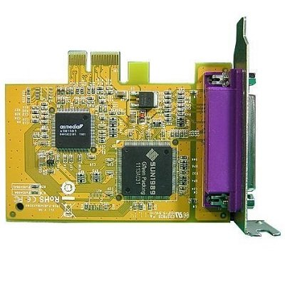 Řadič Dell PCIe LTP port