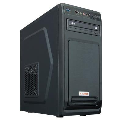 HAL3000 Enterprice 200GE / AMD Athlon 200GE/ 4GB/ 240GB SSD/ DVD/ W10