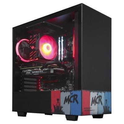 HAL3000 Herní sestava MČR 2019S / Intel i5-9500F/ 16GB/ RTX 2060/ 1TB PCIe SSD / W10