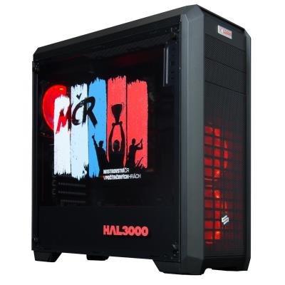 HAL3000 MEGA Gamer MČR Finale / Intel i5-9400F/ 16GB/ RTX 2060/ 1TB PCIe SSD/ W10