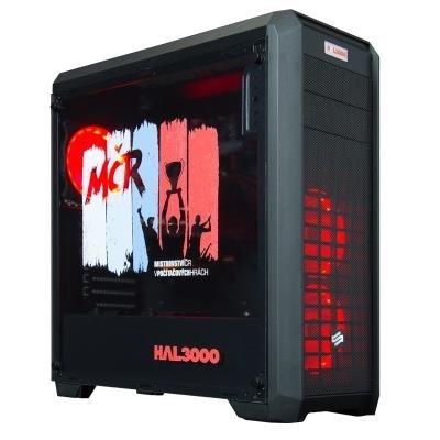 HAL3000 MČR Finale Elite RTX 2070 / Intel i5-9400/ 16GB/ RTX 2070/ 1TB PCIe SSD/ W10