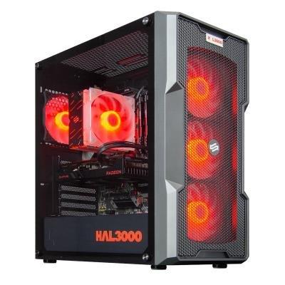 HAL3000 Alfa Gamer Pro 6600 XT