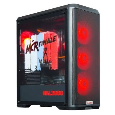 HAL3000 MČR Finale 3 Pro 6600 XT
