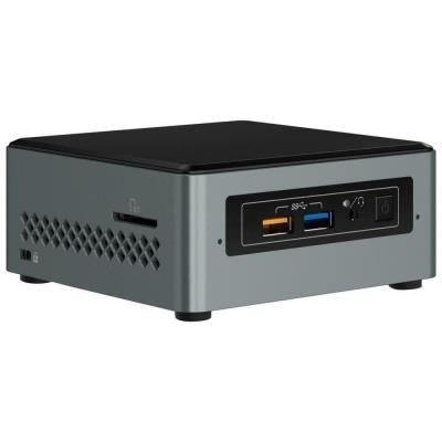 "Intel® NUC Kit 6CAYH / Celeron J3455 / 2x DDR3L SO-DIMM / 2,5"" / VGA / HDMI / Wi-Fi / BT"