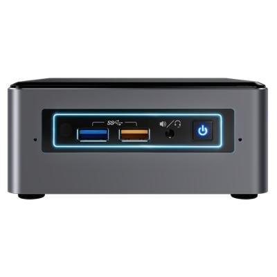 Počítač Intel NUC Kit 7i3BNHXF