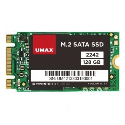 SSD disk UMAX M.2 2242 SATA 128GB