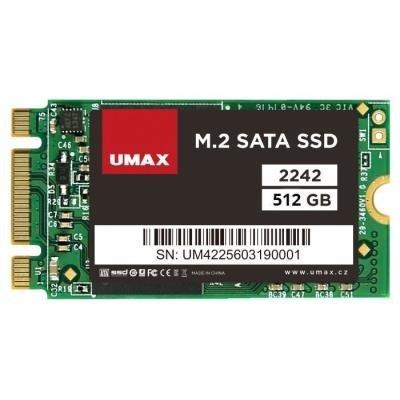 SSD disk UMAX 512GB M.2 SATA