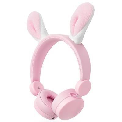Sluchátka Nedis Animaticks Robby Rabbit