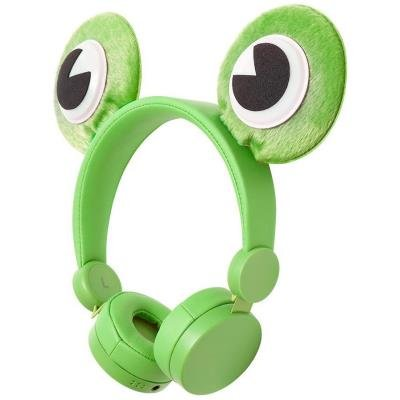 Sluchátka Nedis Animaticks Freddy Frog