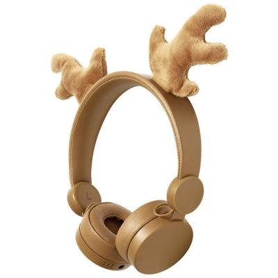 Sluchátka Nedis Animaticks Ruddy Reindeer