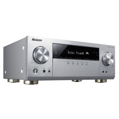 AV přijímač Pioneer VSX-832-S stříbrný