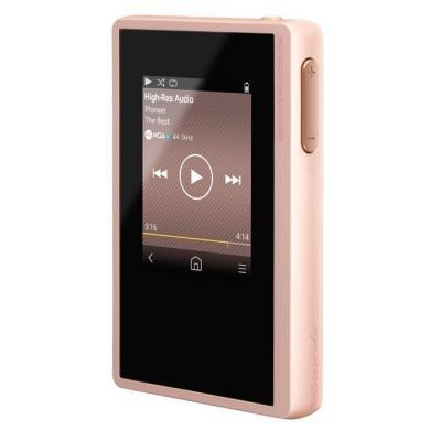MP3 přehrávač Pioneer XDP-02U-P růžový