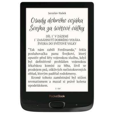 Čtečka elektronických knih PocketBook 616