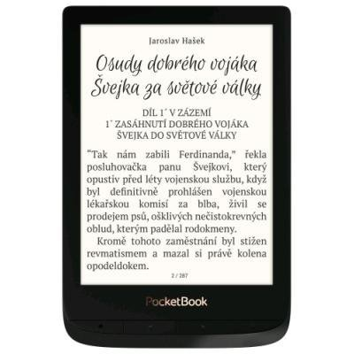 POCKETBOOK e-book reader 627 Touch Lux 4/ 8GB/ 6