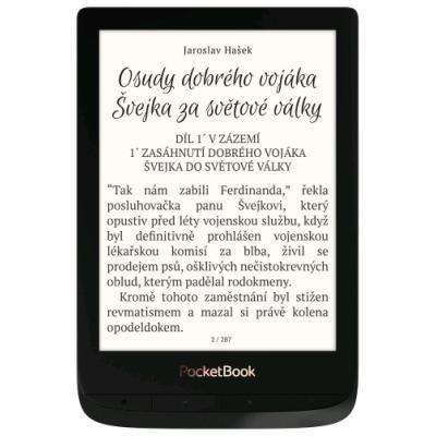 Čtečka elektronických knih PocketBook 627 černá