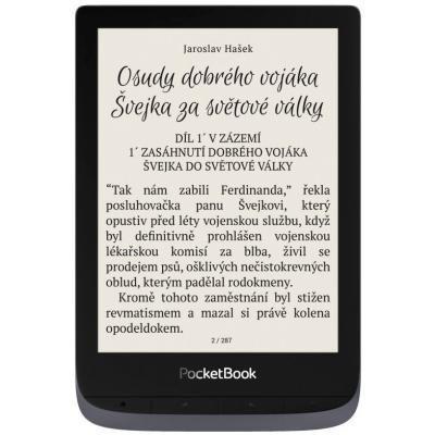 Čtečka elektronických knih PocketBook 632 šedá
