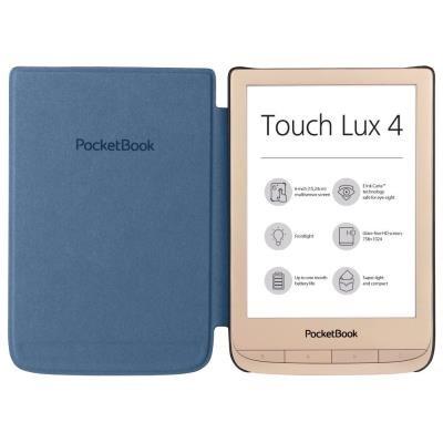 Čtečka elektronických knih PocketBook 627 zlatá