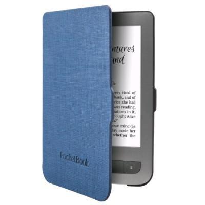 Pouzdro PocketBook pro 614 černo - modré