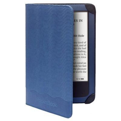 Pouzdro PocketBook pro Basic Lux 615 modré