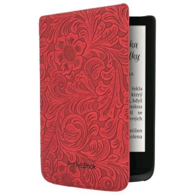 Pouzdro PocketBook pro 616 a 627 červené