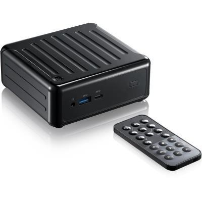 "OPRAVENÉ - ASRock Beebox J4205/B/BB / J4205 / 2x DDR3L SO-DIMM / 1x 2,5"" SATA + 1x M.2 / GLAN / HDMI / DP / USB Type-C /..."
