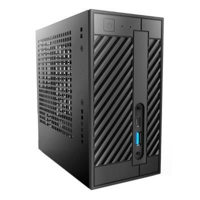 ASRock DeskMini A300/B/BB / LGA AM4 / A300 /  2x DDR4 SO-DIMM / 2x 2,5