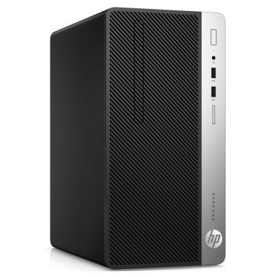 HP ProDesk 400 G5 MT/ i3-8300/ 8GB DDR4/ 256GB SSD/ Intel UHD 630/ DVD-RW/ W10P/ černý