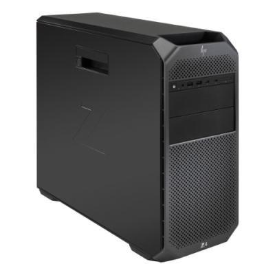 HP Z4 G4 Workstation/ Xeon W-2123/ 16GB DDR4/ 256GB SSD/ bez grafické karty/ DVD-RW/ W10P/ 3yw + klávesnice a myš