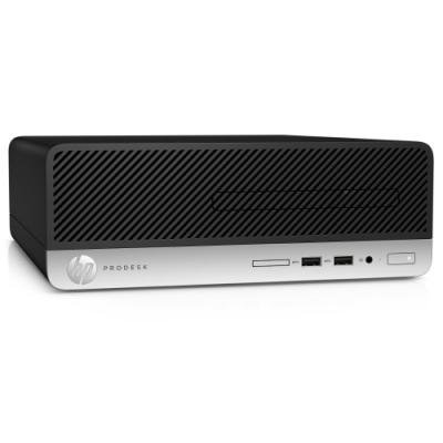 HP ProDesk 400 G5 SFF/ i3-8100/ 4GB DDR4/ 500GB (7200)/ Intel UHD 630/ DVD-RW/ W10P+usb klávesnice a myš
