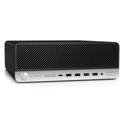 HP EliteDesk 705 G4 SFF/ Ryzen 3 Pro 2200G/ 8GB DDR4/ 256GB SSD/ Radeon RX Vega 8/ DVD-RW/ W10P+usb klávesnice a myš