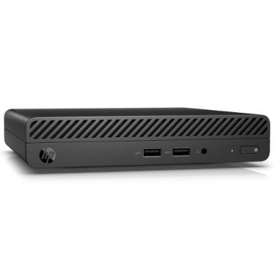 HP 260G3 DM/ i3-7130U/ 4GB DDR4/ 128GB SSD/ Intel HD 620/ WiFi/ W10P/ černý