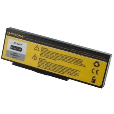 Baterie PATONA pro Fujitsu-Siemens 6600mAh