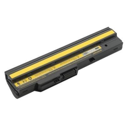 Baterie PATONA pro MSI 4400mAh černá