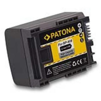 Baterie PATONA kompatibilní s Canon BP-808