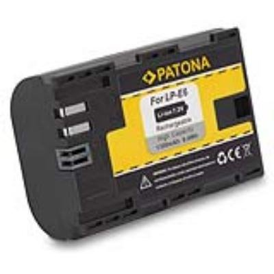 Baterie PATONA kompatibilní s Canon LP-E6