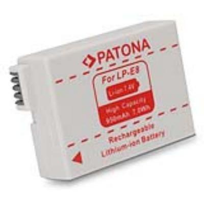 Baterie PATONA kompatibilní s Canon LP-E8