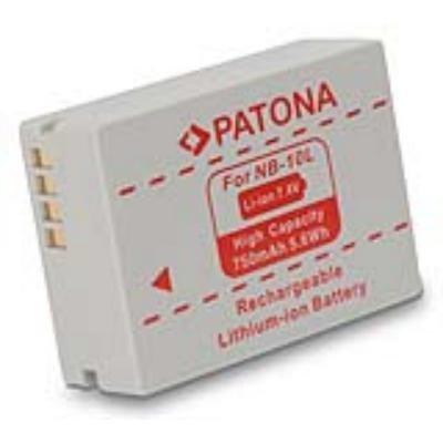 Baterie PATONA kompatibilní s Canon NB-10L